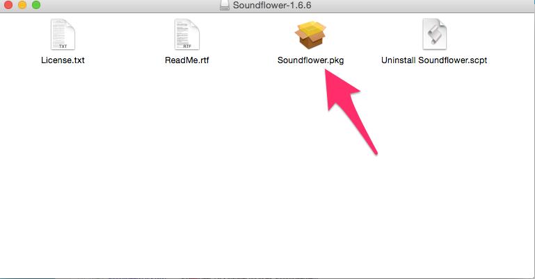 Soundflower-1_6_6_と_新規投稿を追加_‹_ひよわ日記_—_WordPress